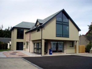Cairngorm Estate Agency Office, Aviemore