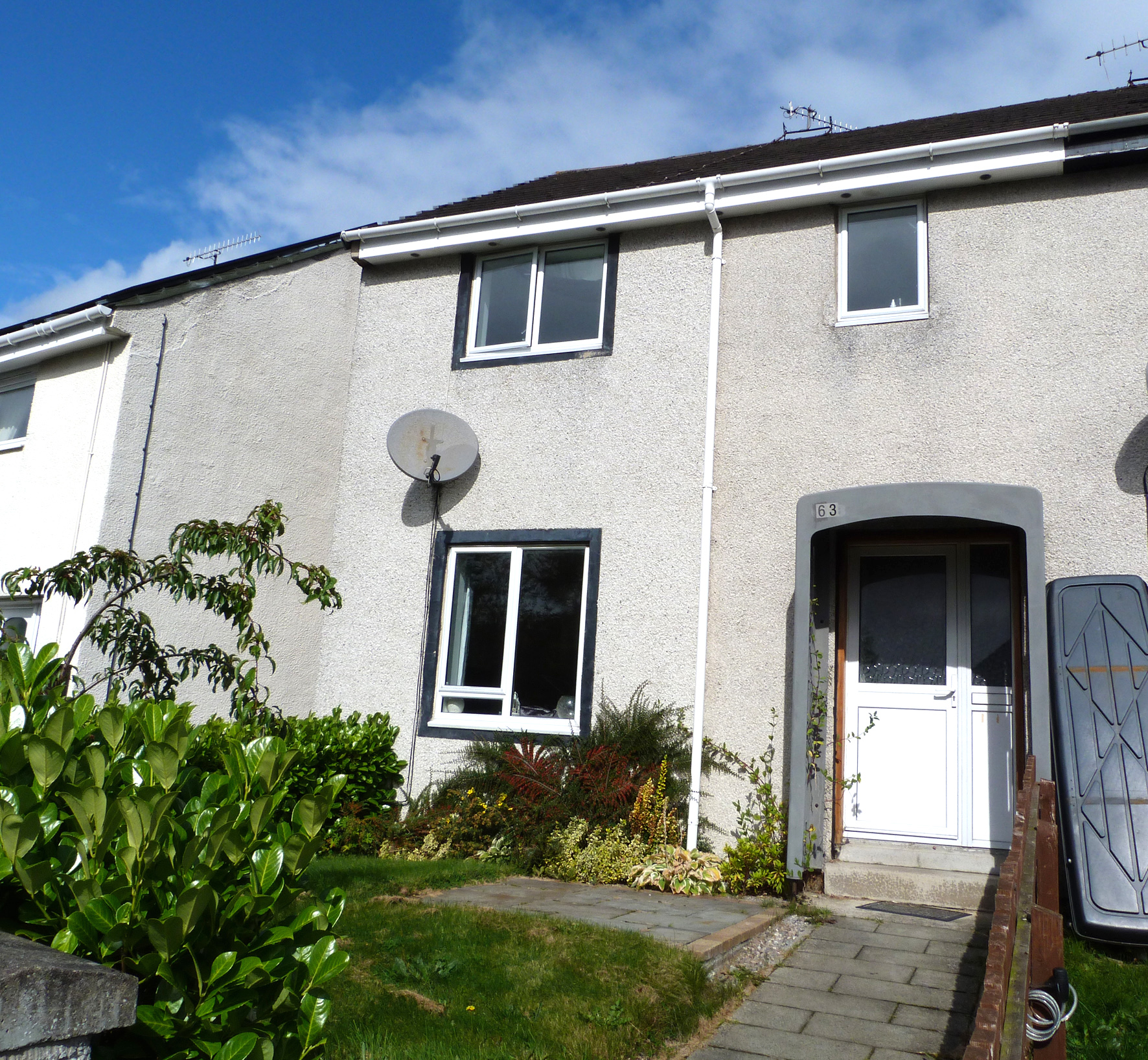 3 Bedrooms Terraced House for sale in Burnside Avenue, Aviemore, PH22 1SE