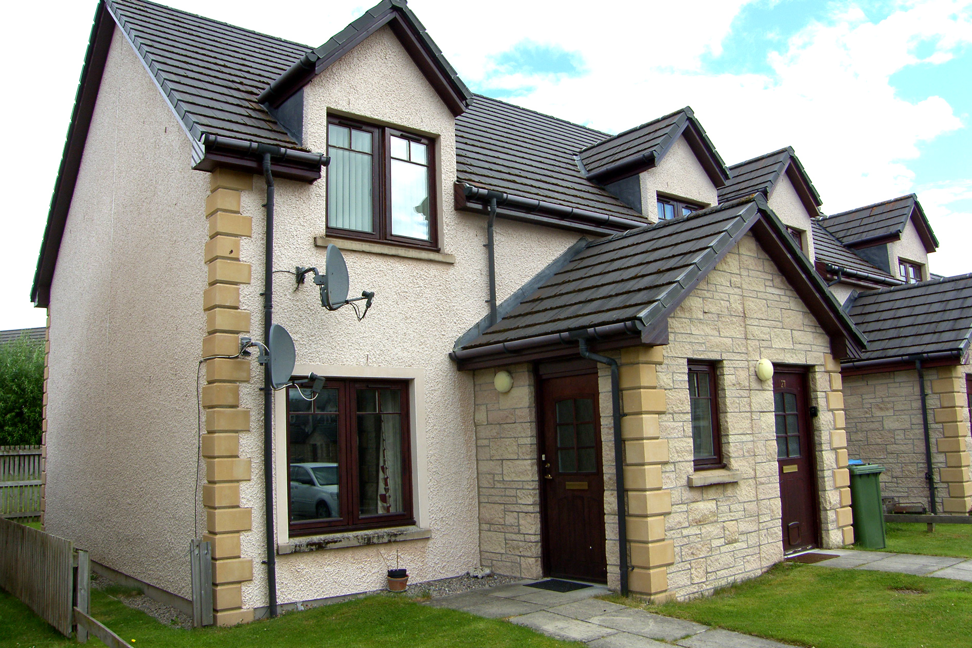 2 Bedrooms Apartment Flat for sale in Corbett Place, Aviemore, PH22 1NZ